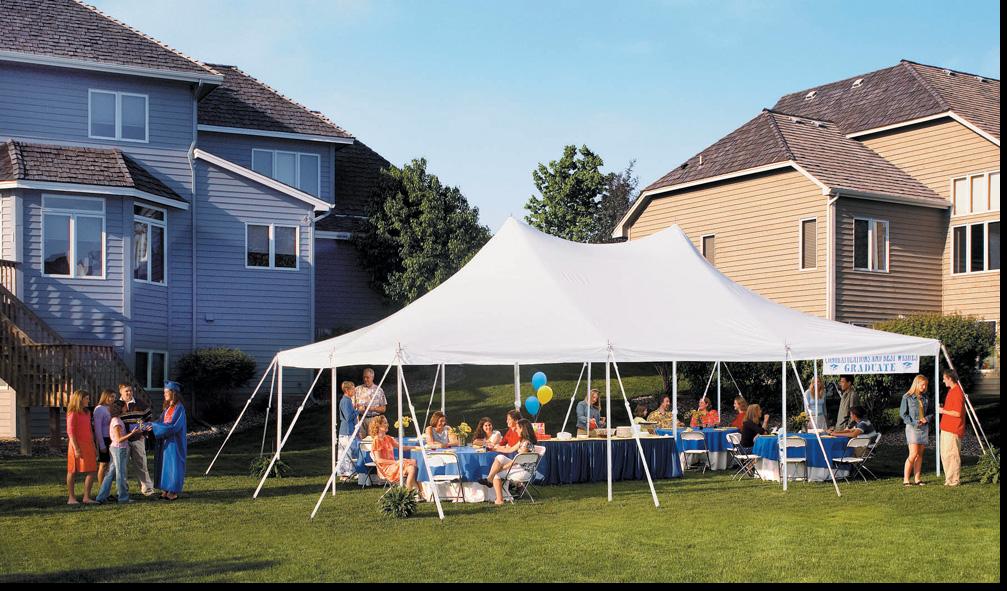 Cambridge Tent Rentals - Outdoor Party Tents For Rent